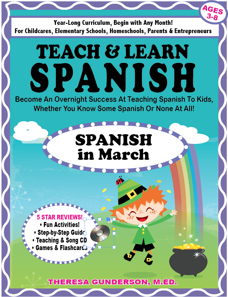 TEACH & LEARN SPANISH